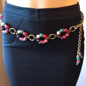 Accessories - Circle Chain Belt